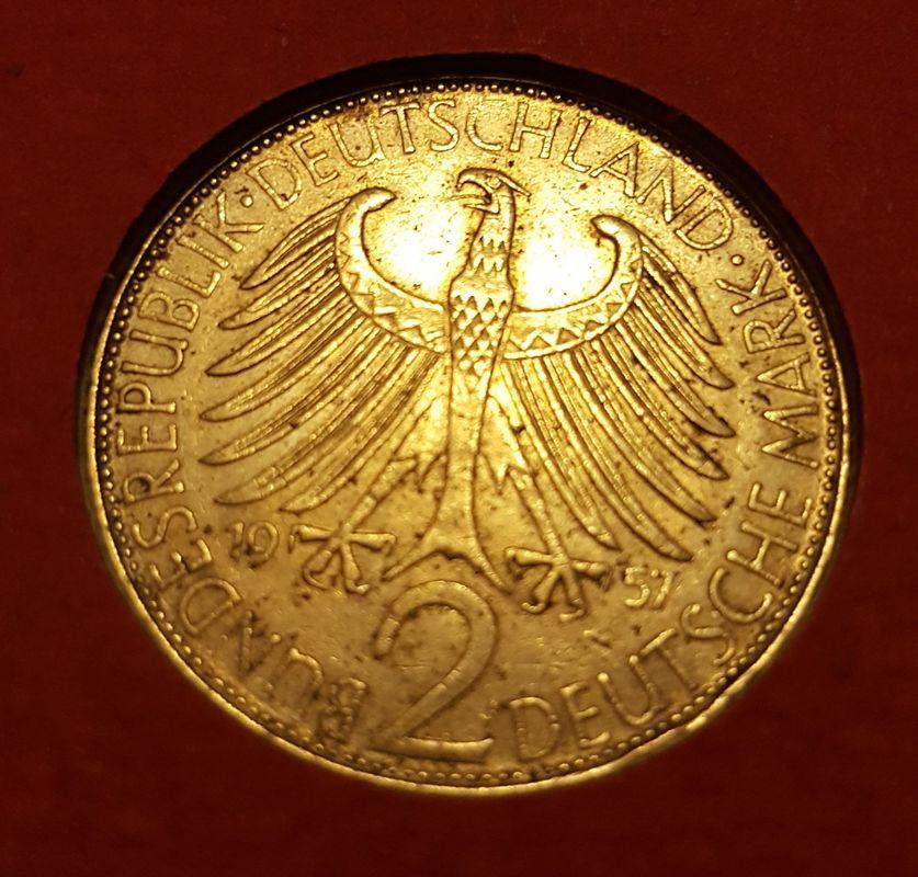 Monedas Conmemorativas de la Republica de Weimar y la Rep. Federal de Alemania 1919-1957 20170406_082824