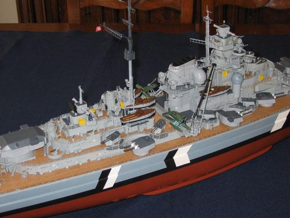 royal - I miei lavori terminati: Corazzata Bismarck, Soleil Royal, Victory. IMG_2374