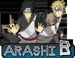 Arashi B-rank