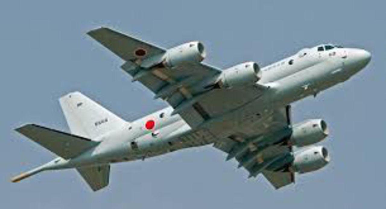 Japon planea ofrecer su Jet de Vigilancia P-1 Kawasaki al Occidente que compite con el Orion P-3 gringo P1kawasaki2