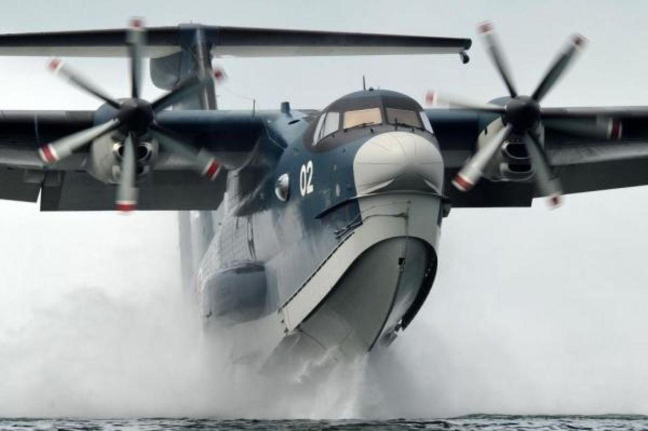 Hidroavion ShinMaywa US-2 de origen Japones, es ofrecido a ensamblarse en India - acuerdos, contratos y noticias Japan_to_deliver_12_amphibious_aircraft_to_India