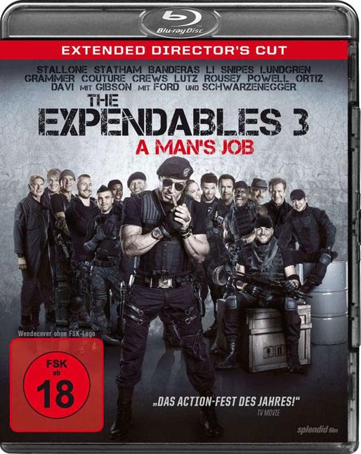 The Expendables 3 (Los Mercenarios 3) 2014 - Página 10 EX3_Blu_Ray_portada