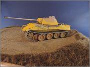 PzKpfw V Panther из роты Сотникова № 518. Звезда 1/35. ГОТОВО DSCN1659