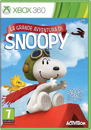 La Grande Avventura Di Snoopy (2015) - FULL ITA Grd