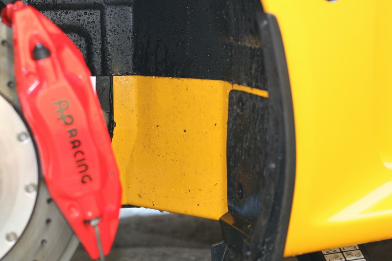 Lotus Exige 3.5 V6 Sport 350, una ventata di freschezza IMG_1535