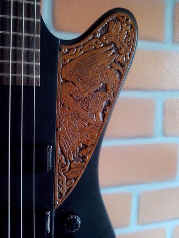 (atualizado) Pickguard em madeira esculpida - Faça você mesmo IMG_20150623_101712