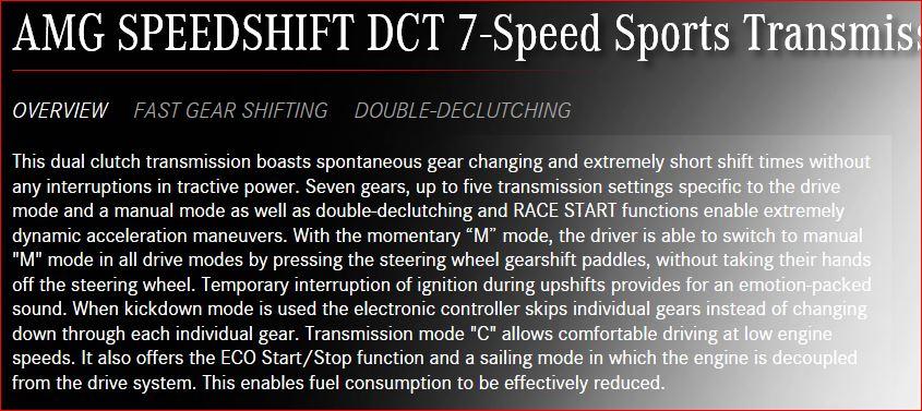 Cambio 7G DCT (Classes A, B, GLA e CLA) - Impressões e detalhes técnicos Transmission_DCT