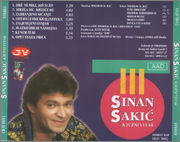 Sinan Sakic  - Diskografija  Sinan_1998_pz