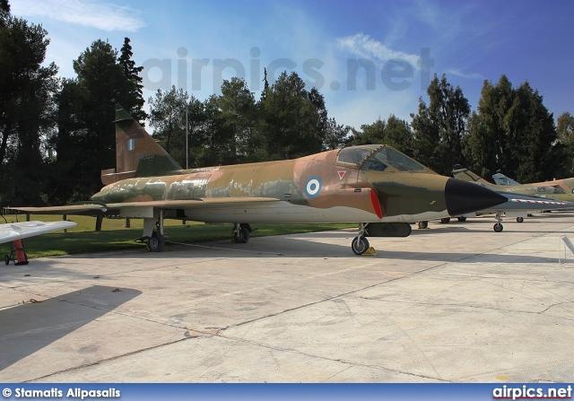 TF-102A delta dagger HAF 24119m