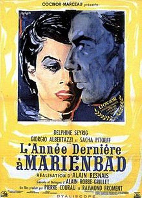 L'annee derniere a Marienbad-Πέρυσι στο Μάριενμπαντ (1961) 220px_Marienbadposter