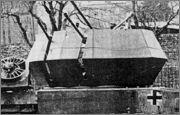 Немецкие ЗСУ на базе Panzer IV - Möbelwagen, Wirbelwind, Ostwind Wirblewind4