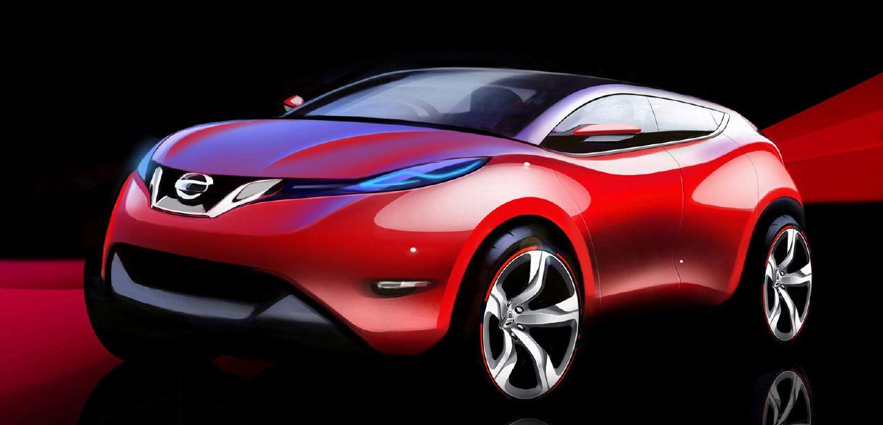 [Présentation] Le design par Nissan / Infiniti Nissan_qashqai_sketch_15