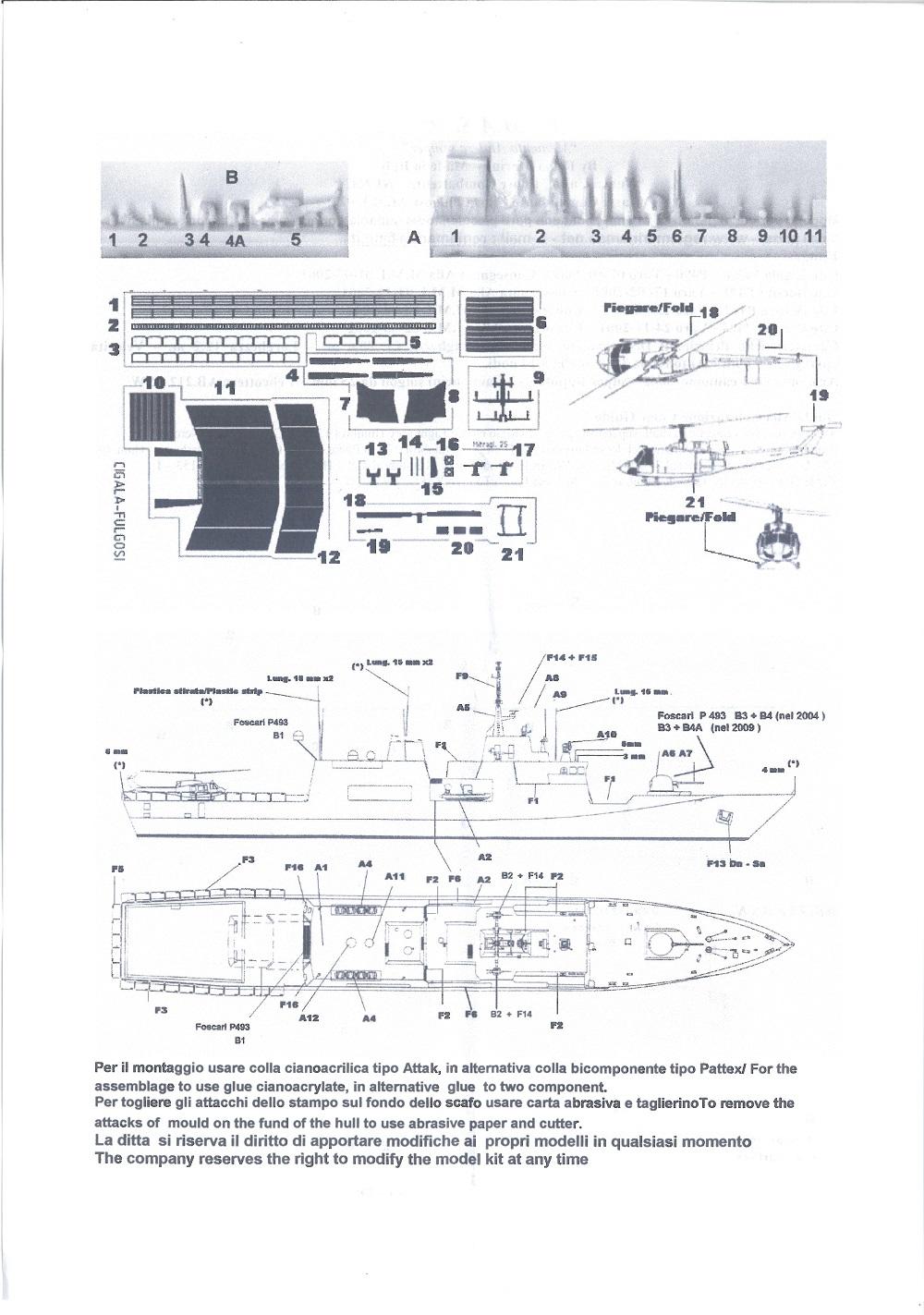 Foscari P493, Patrouilleur de la Classe Cigala Fulgosi 1/700 RM_022_Cigala_Fulgosi_02a