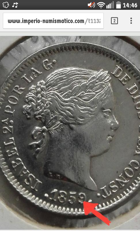 1 real 1859. Isabel II. Madrid. 2016_12_23_14_47_06