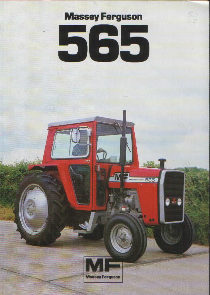 Hilo de tractores antiguos. - Página 3 MF_565