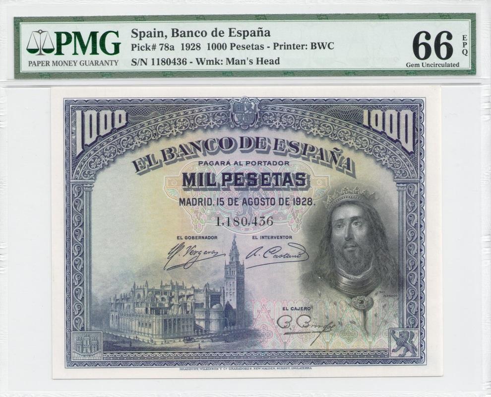 Colección de billetes españoles, sin serie o serie A de Sefcor - Página 3 1000_del_28_anverso