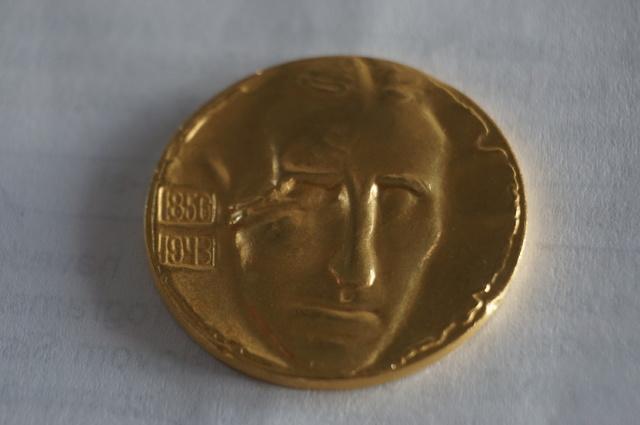 Zlatna medalja Nikola Tesla 1976 DSC01307