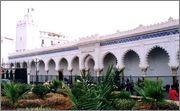 200 Dinars Argelia, 1992 (P138) Mezquita_argel_monllar