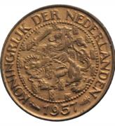 1 céntimo de gulden Holanda 1957 IMG_2272