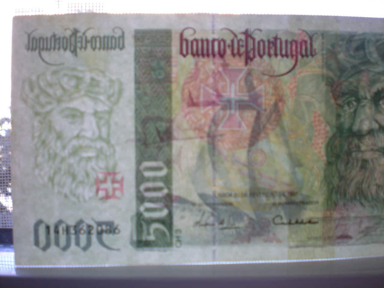 5000 escudos Portugal 1997 DSCN3453