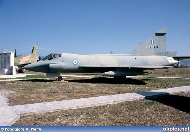 TF-102A delta dagger HAF 8626m