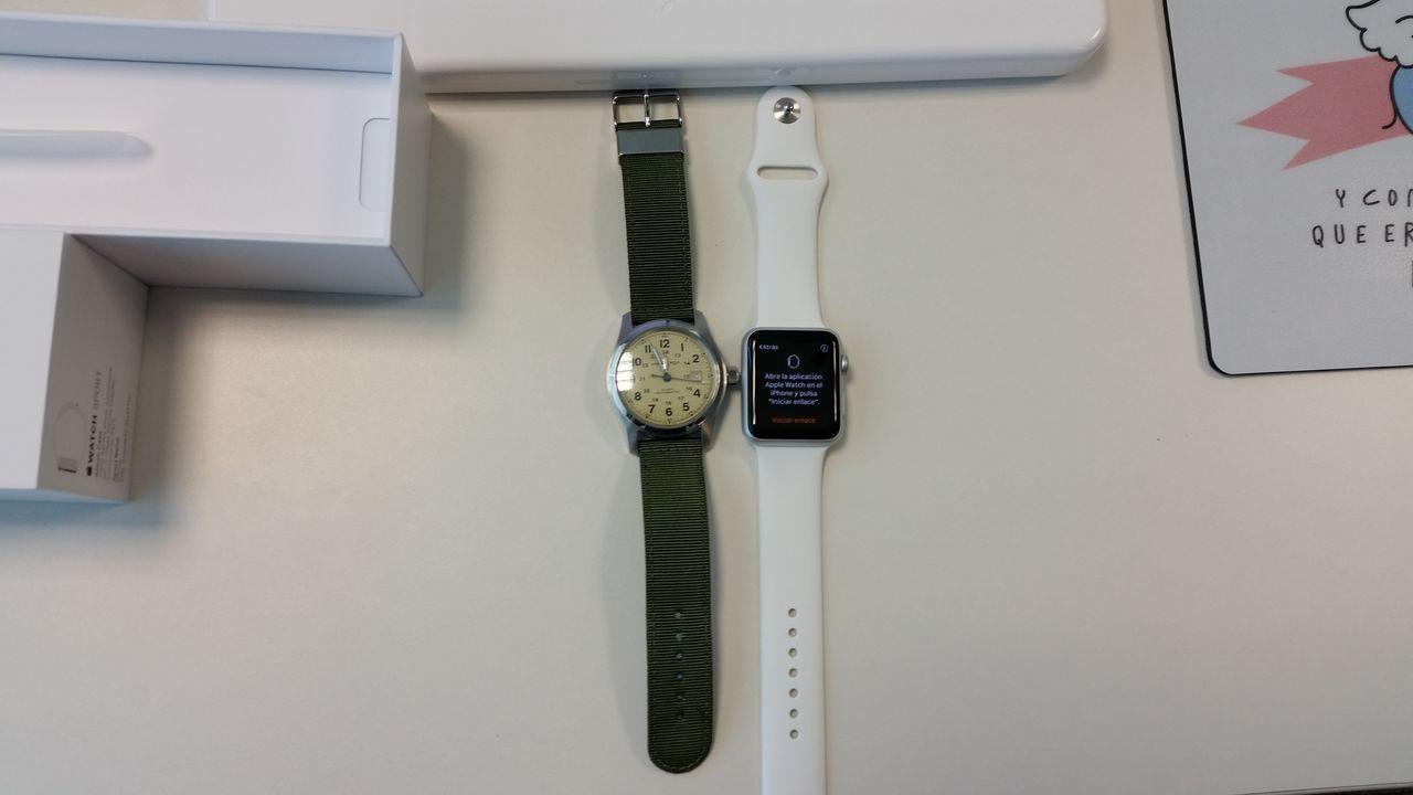Presento Apple Watch Sport Guti5