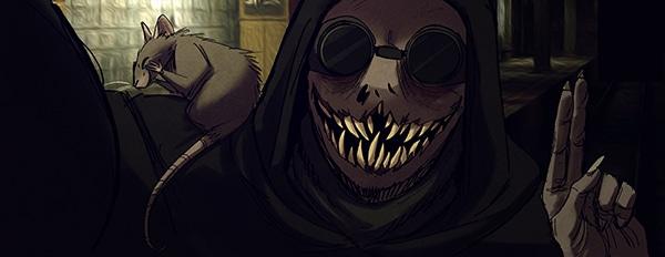 Humor vampírico: Bromas, gifs y cualquier otra cosa para reir un poco - Página 2 Astilla