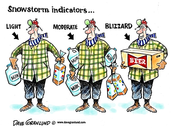 The Northern Winds Blizzard