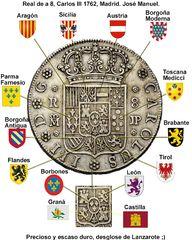4 reales de Felipe II, Granada. F sobre lo que parece ser una D 8_reales_1762_desglose