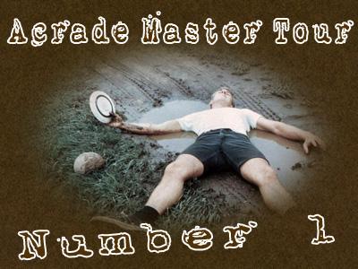 Acrade Master Tour 2015 Number1