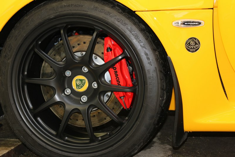 Lotus Exige 3.5 V6 Sport 350, una ventata di freschezza IMG_1552