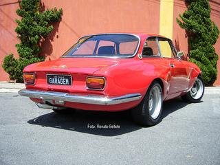 Auto Storiche in Brasile - FNM & Alfa Romeo - Pagina 4 Alfa_1965