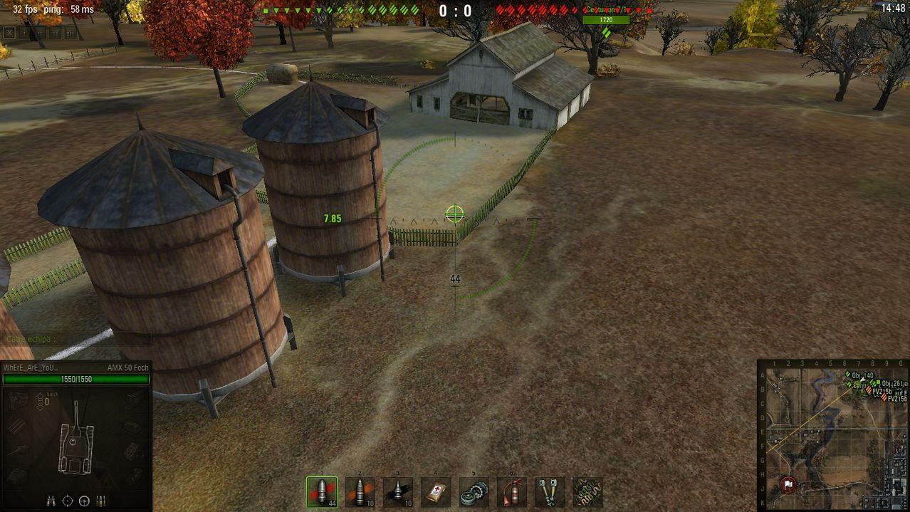 Poze World of Tanks atunci cand pc-ul o ia razna :)) Shot_015