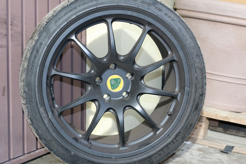 Lotus Exige 3.5 V6 Sport 350, una ventata di freschezza IMG_1560