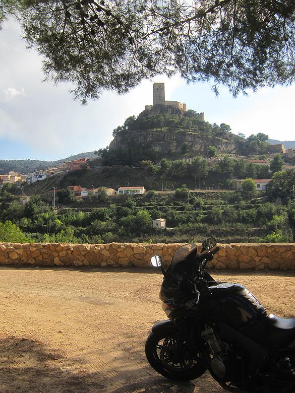 ALFAFARA-COVA DE BOLUMINI....ruta motosenderista Bolu41