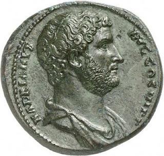 Algunas monedas hermosas Sestercio_de_Adriano_anverso