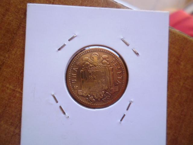1 peseta 1947 19-56. Estado Español. P1100562