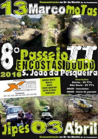 8º Passeio TT Encostas Douro CARTAZ_8_PASSEIO_TT_ENCOSTAS_DOURO_PEQUENO