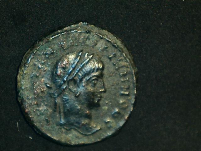 AE3 de Constantino II. CAESARVM NOSTRORVM - VOT / X.  Ceca Roma. 2016_12_16_0007_0_X