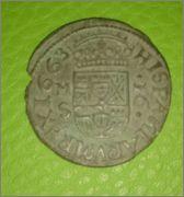 16 maravedís 1663. Felipe IV. Madrid.  IMG_20140928_172500