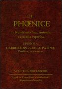 La Biblioteca Numismática de Sol Mar - Página 3 De_Phoenice_in_Numismate_Imp