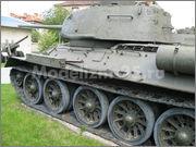 Советский средний танк Т-34-85, производства завода № 112,  Военно-исторический музей, София, Болгария 34_85_054