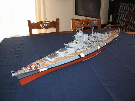 royal - I miei lavori terminati: Corazzata Bismarck, Soleil Royal, Victory. IMG_2370