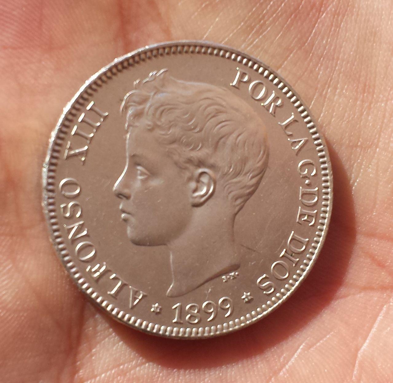5 pesetas 1899 S-GV 20141024_151054