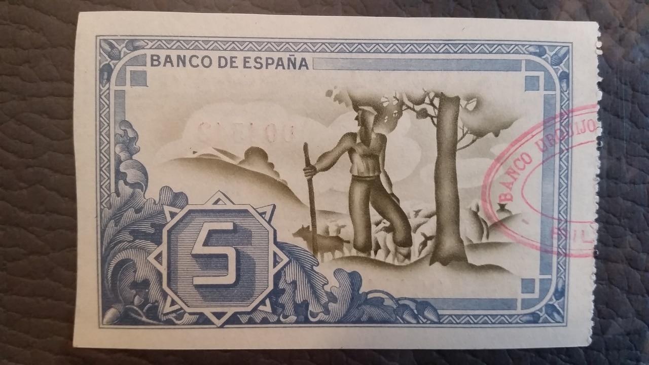 Colección de billetes españoles, sin serie o serie A de Sefcor pendientes de graduar - Página 2 20161217_115803