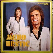 Mehmed Meho Hrstic - Diskografija Prednja