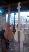 Projeto novo: Singlecut 5 cordas com headstock tipo Musicman (NS Luthieria) IMG_20140724_101837265_1