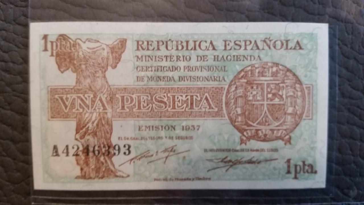 Colección de billetes españoles, sin serie o serie A de Sefcor pendientes de graduar - Página 2 20161217_114624