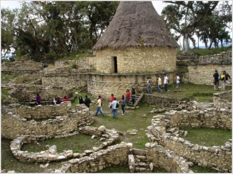 MONEDA UN NUEVO SOL DE PERU - ARQUEOLOGIA  AAA_KUELAP_GRAN_SAPOSOA_GRAN_PAJATEN