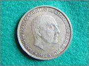 100 pesetas - Franco 1966 P3100122